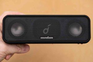 Soundcore 3の外観(正面)