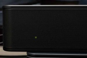 Bose Solo Soundbar Series II ステータスLED