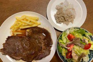 夕食のイメージ