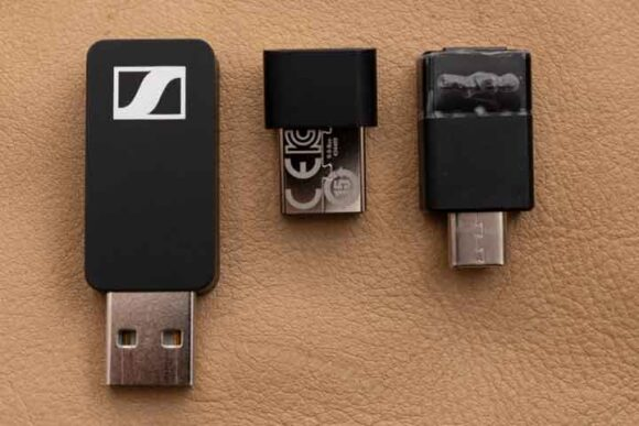 Bose USB Link サイズ比較