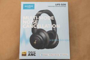 soundcore Life Q30 のパッケージ(表)
