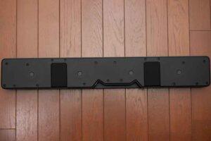 Bose smart Soundbar 300 の底面
