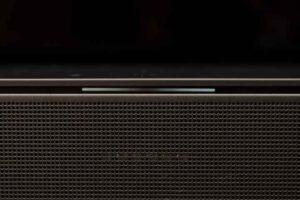 Bose smart Soundbar 300 のステータス表示