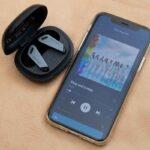 EarFun Air Pro のサイズ感