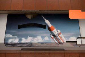 Jbl Bar 5.0 MultiBeam パッケージ内のロケット