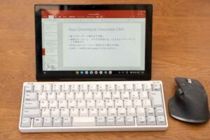 asus CM3 外付けキーボード