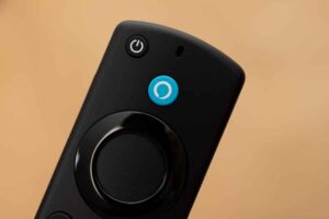Alexa対応音声認識リモコン(第3世代) Alexaボタン