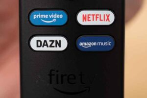 Alexa対応音声認識リモコン(第3世代)の新アプリボタン
