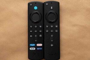 Alexa対応音声認識リモコン(第3世代)第2世代との比較
