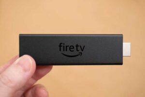 Fire TV Stick 4K MAX の本体