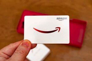 還暦祝アマゾン赤いギフト券