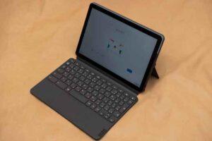 Lenovo IdeaPad Duet Chromebook 使用例
