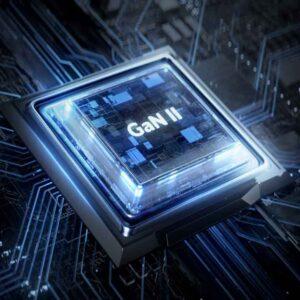 「Anker Nano ll 45W」のGaNⅡチップイメージ