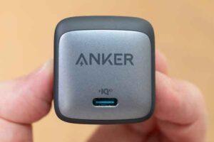「Anker Nano ll 45W」正面
