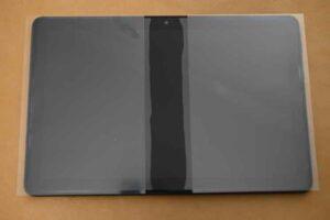 Digio2 液晶保護フィルム 高精細貼り付け手順