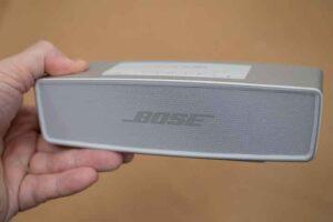 Bose SoundLink Mini II SE 外観