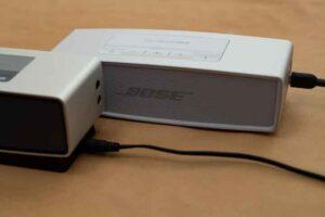 Bose SoundLink Mini II SE 電源供給