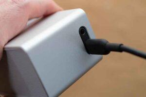 Bose SoundLink Mini II SE USB端子