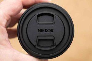 「NIKKOR Z MC 50mm f/2.8」正面
