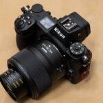 「NIKKOR Z MC 50mm f/2.8」をNikon Z 6に装着