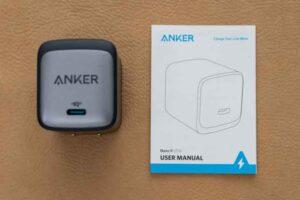 anker nano 2 65Wセット内容