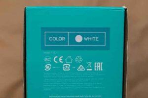 Eufy HomeVac H11の外箱
