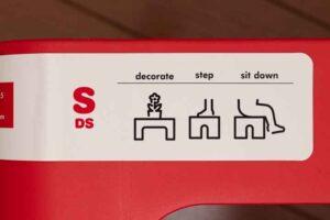 デコラステップ S の幅広い用途