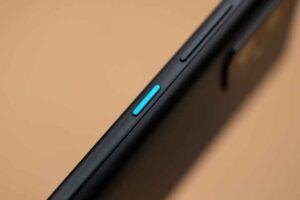 Zenfone8のスマートボタン