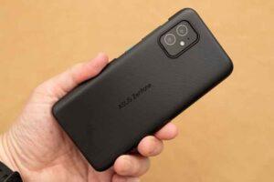 Zenfone8+付属のケース