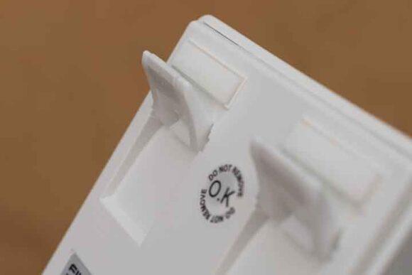 Majestouch TenKeyPad 2は高さ切替可能