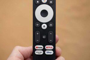 Nebula 4K Streaming Dongle リモコンのボタン